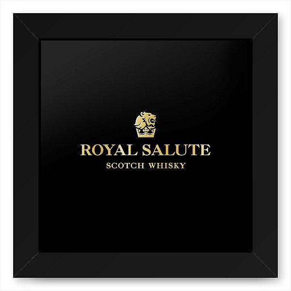 Quadro 20x20 Royal Salute