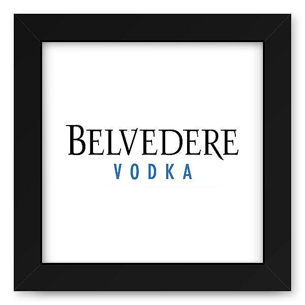Quadro 20x20 Vodka Belvedere