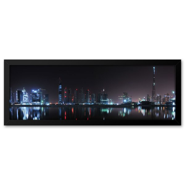 Quadro 60x20 Dubai