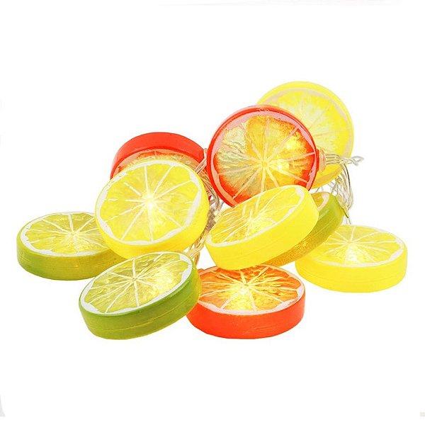 Cordão de Luz Adoraria Frutas cítricas