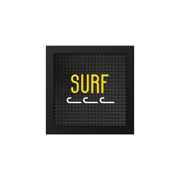 Placa de Letras Plugg Surf