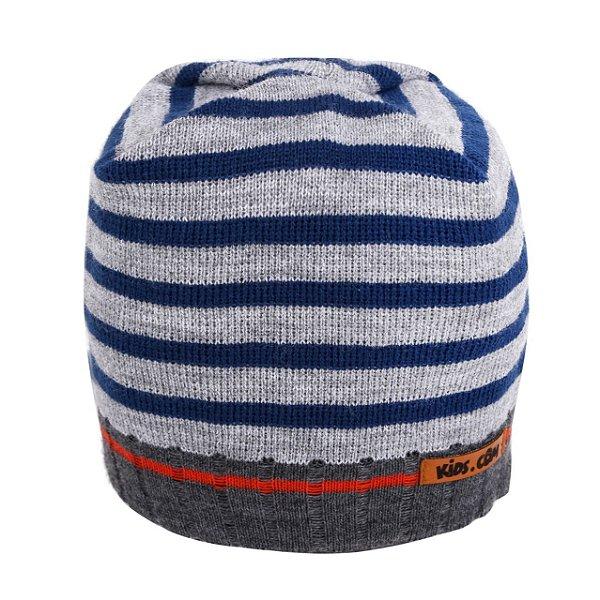 Gorro Listras azul - KidStore 708f8c8797b