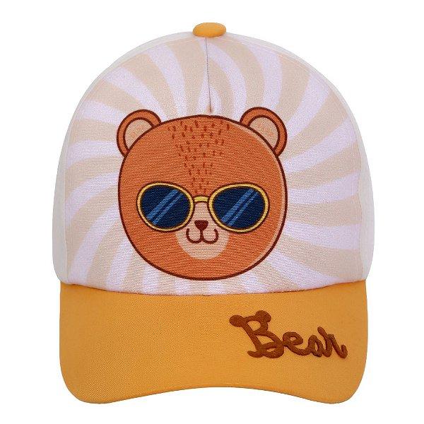 Boné Baby urso