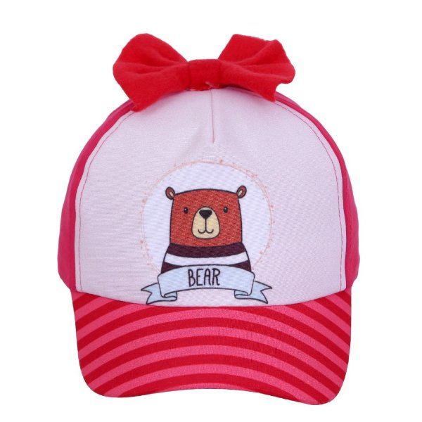 Boné baby ursa