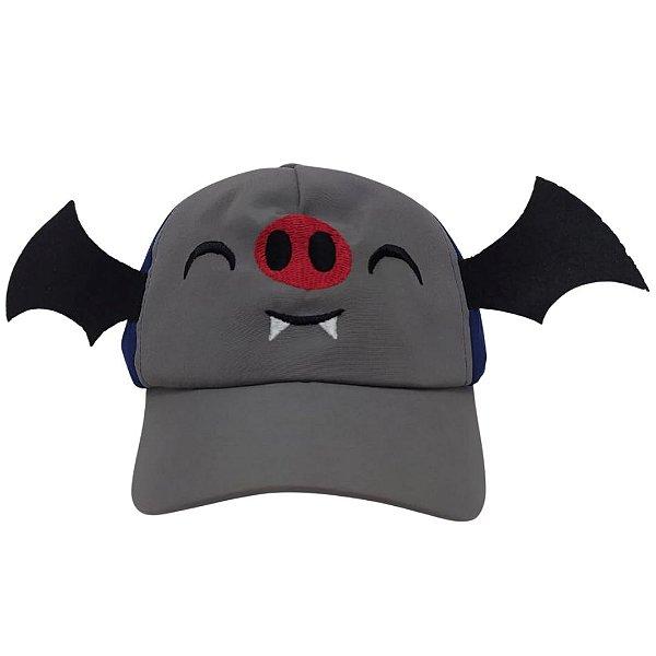 Boné baby morcego