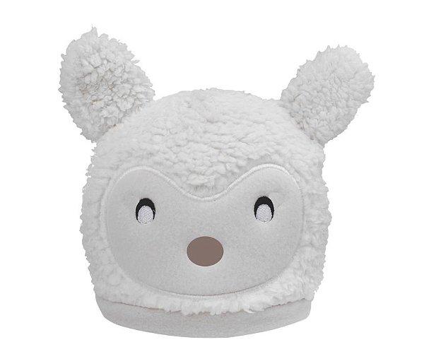 Gorro bebê ovelhinha