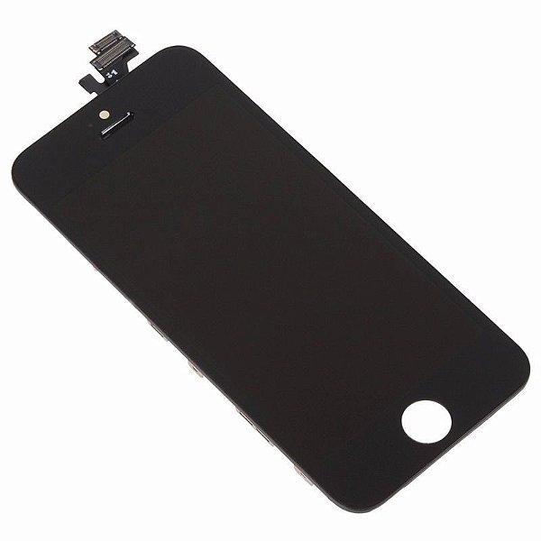 Display Tela Touch Modulo Apple Iphone 5G - Preto