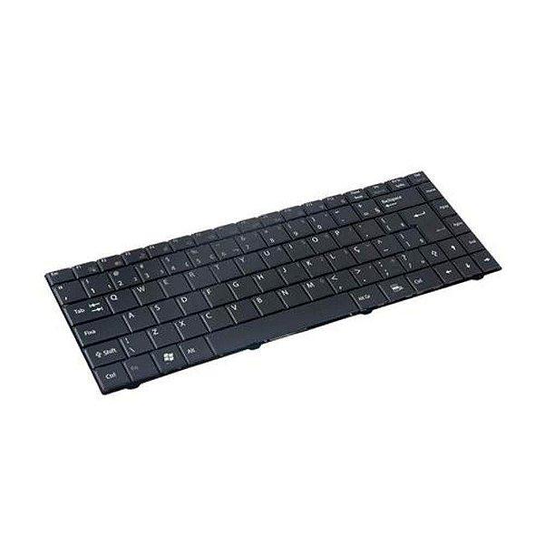 Teclado Notebook Positivo Premium N8510 Mp09p88pa-36025 | Abnt2 com Ç