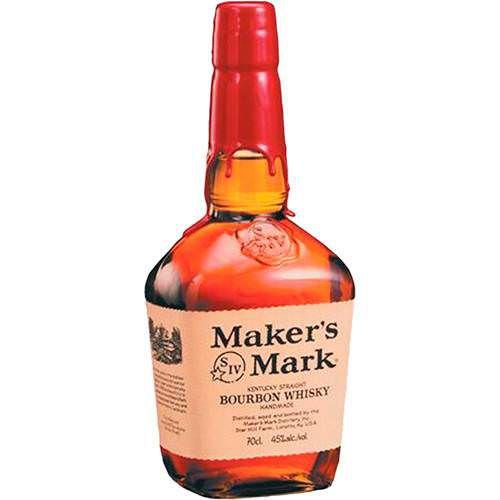 Whisky Makers Mark Bourbon Kentucky Straight Whisky Handmade - 750ml