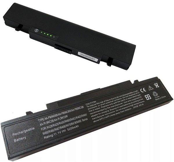 Bateria Compatível Notebook Samsung R468 | 11.1v 4400mah