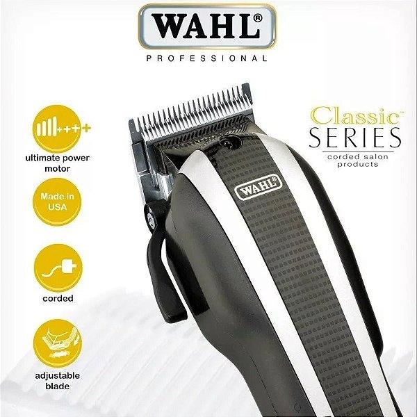 Máquina De Corte Wahl Icon V9000 Classic Series - 110V