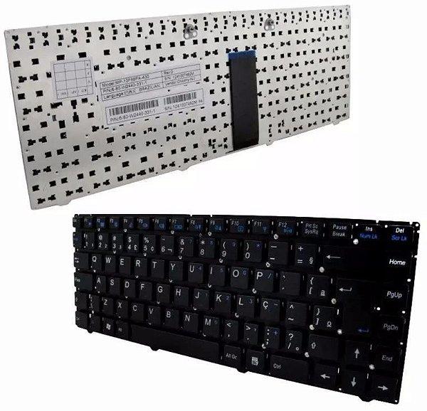 Teclado Para Notebook Itautec Infoway A7520 W7535 W7545