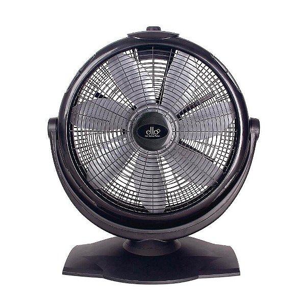 Circulador Ventilador de Ar Ello Eletro Max Silence Turbo, 7 Hélices, 3 Velocidades 220V - EVT5002