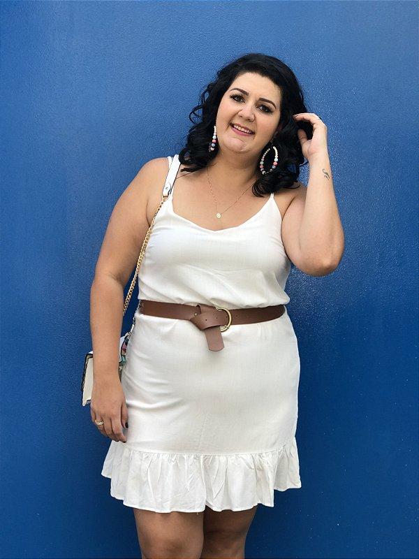 Vestido Branco Leve