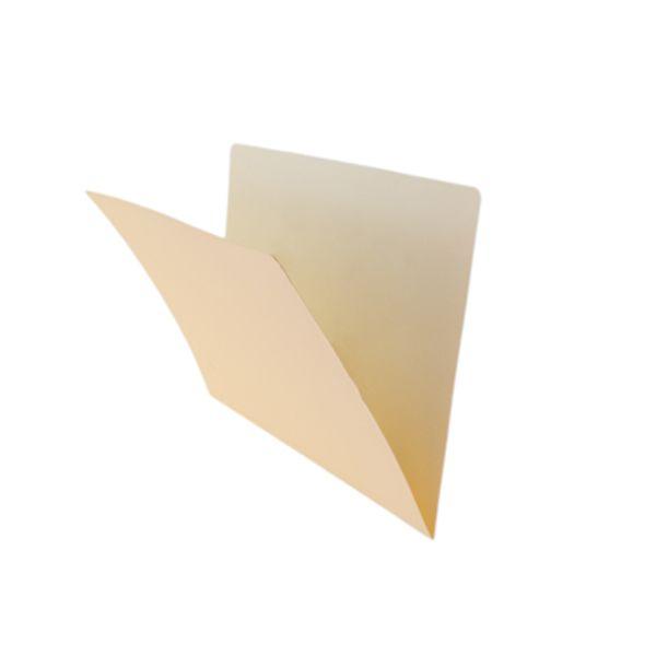 Pasta intercaladora, cartão neutro, sem grampo - 150 un