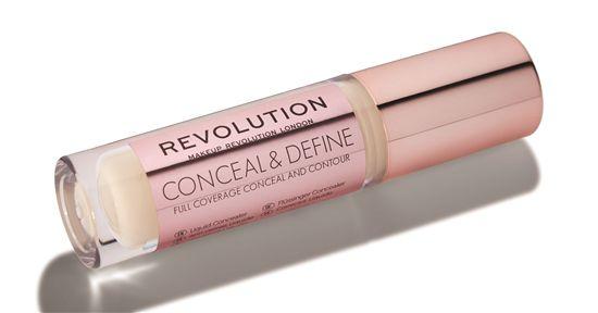 Makeup Revolution  - Corretivo - Conceal & Define - C2