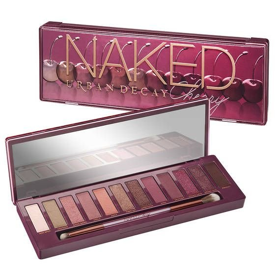 Urban Decay - Paleta Naked Cherry Eyeshadow