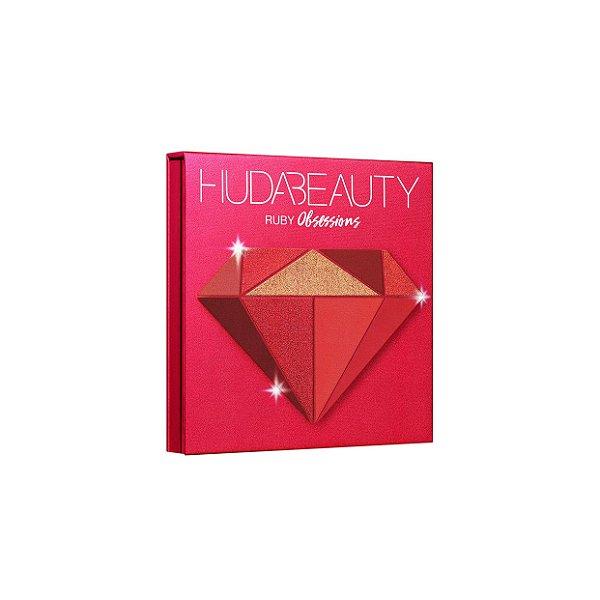 Huda - Paleta Obsessions - Ruby