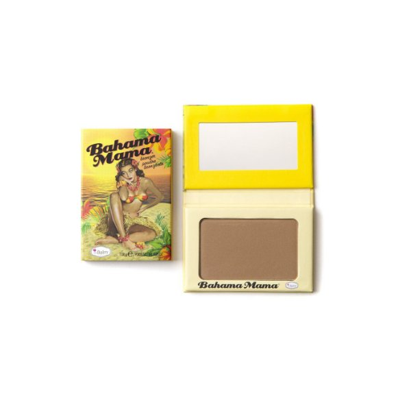 The Balm - Bahama Mama - Bronzer, Shadow & Contour Powder