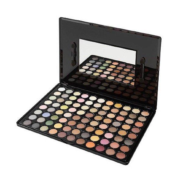 Bh Cosmetics - Paleta 88 Neutral Color Eyeshadow