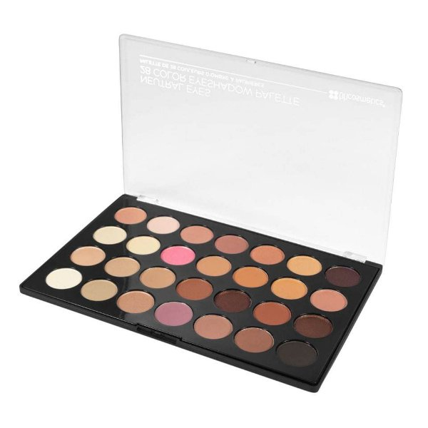 Bh Cosmetics - Paleta 28 Neutrals Color Eyeshadow