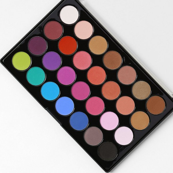 Bh Cosmetics - Paleta 28 Modern Mattes