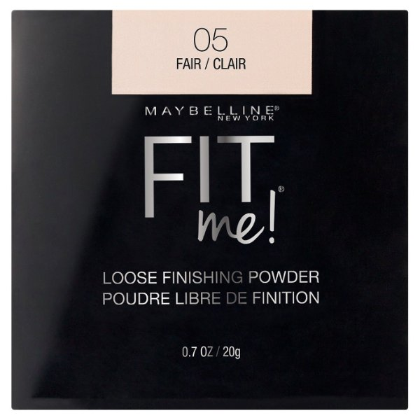 Maybelline - Fitme Loose Powder - 05 Fair - 20G