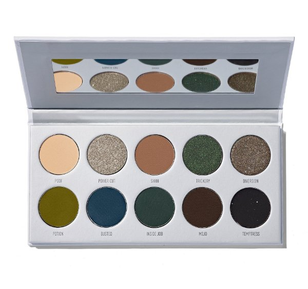 Morphe - The Jaclyn Hill - Paleta Dark Magic