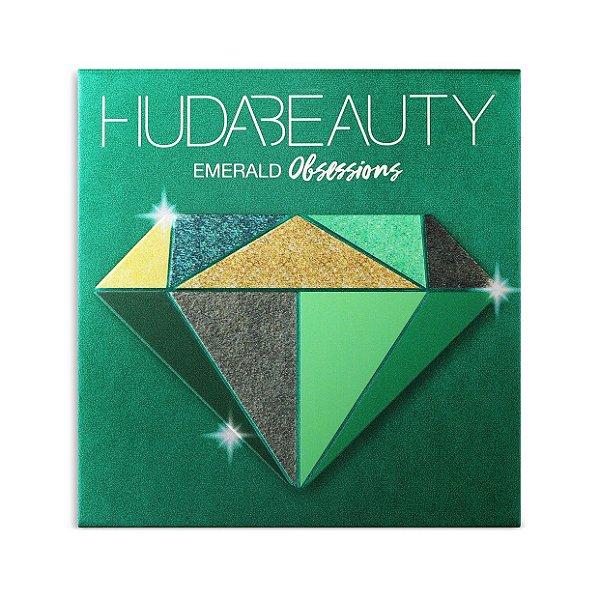 Huda - Paleta Obsessions - Emerald