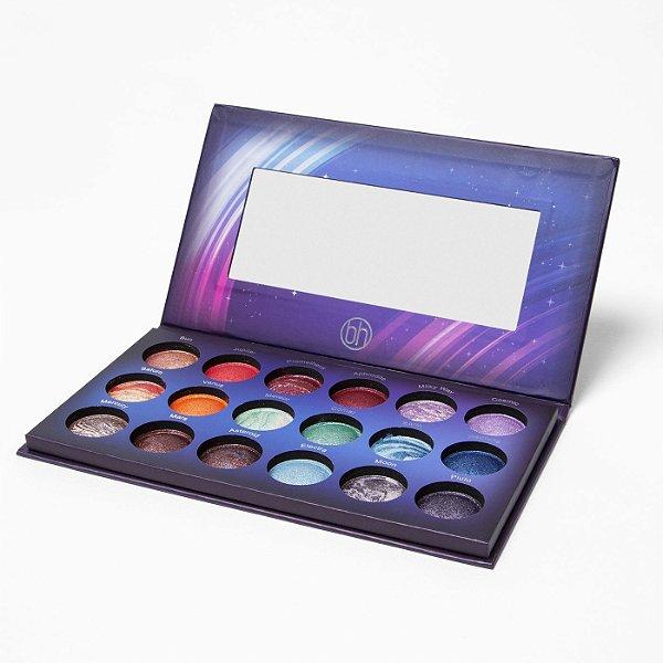 Bh Cosmetics - Paleta Galaxy Chic