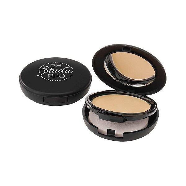 Bh Cosmetics - Pó Studio Pro Matte Finish Pressed - 215