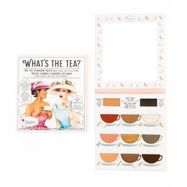 The Balm - What'S The Tea? - Hot Tea