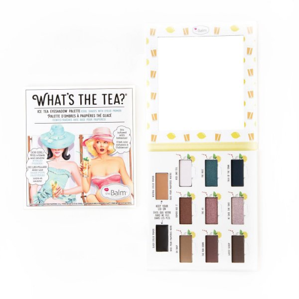 The Balm - What'S The Tea? - Ice Tea