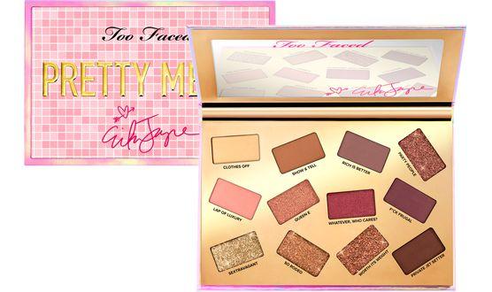 Too Faced - Paleta Pretty Mess Limited Edition Eye Shadow