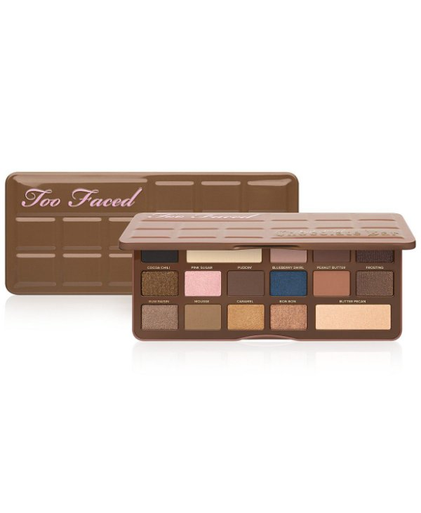 Too Faced - Paleta Semi-Sweet Chocolate Bar Eye Shadow