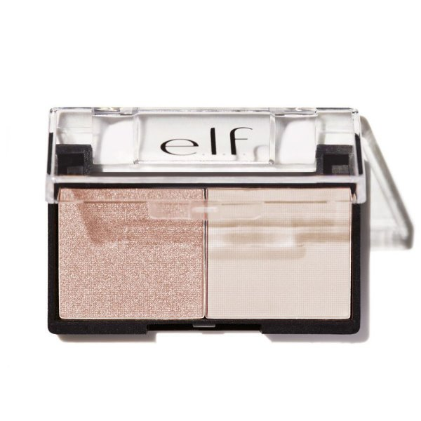 Elf - Best Friend Eyeshadow Duo - Tea For Two