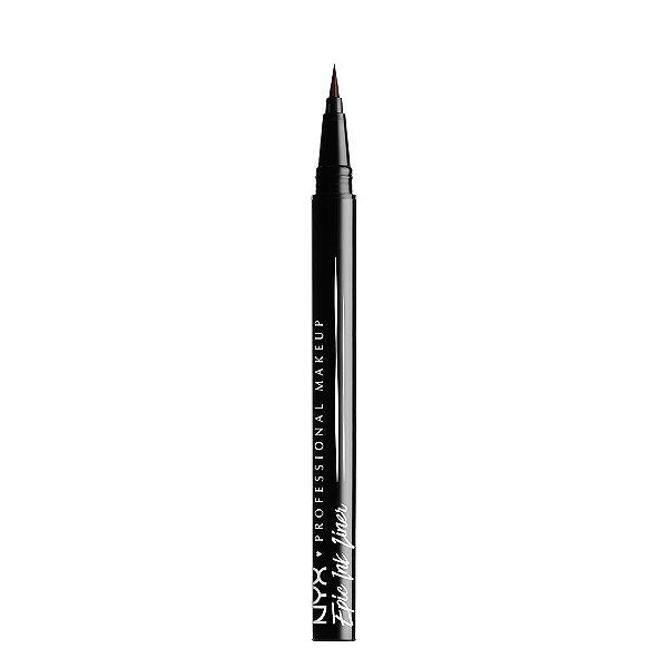 Nyx - Delineador Epic Ink Liner - Brown