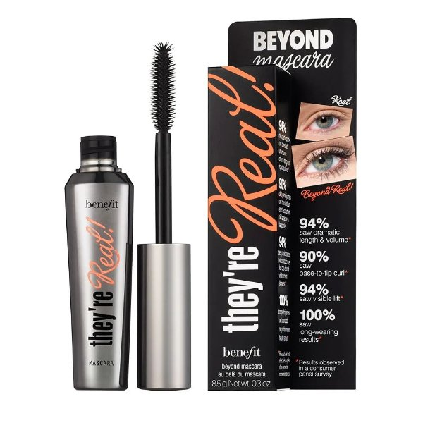 Benefit - Rimel They'Re Real! - Jet Black - 8.5G