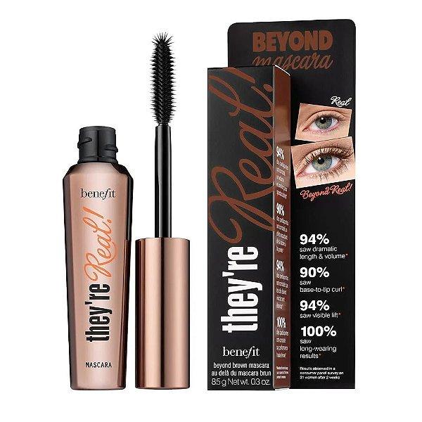 Benefit - Máscara De Cílios - They'Re Real! - Beyond Brown - 8.5G