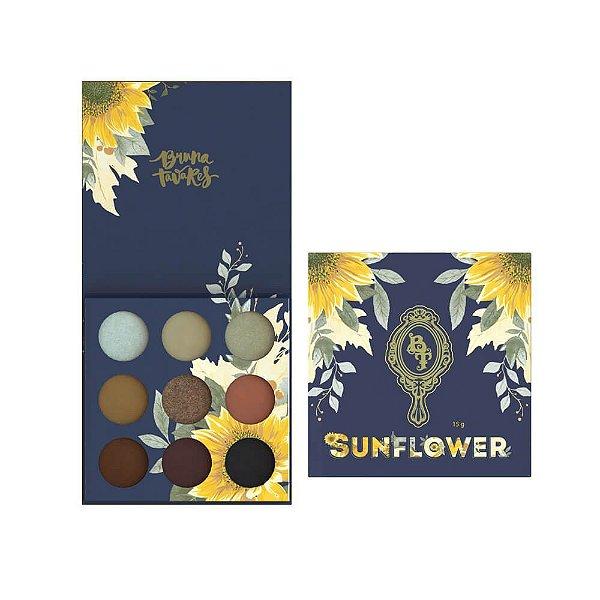 Bruna Tavares - Paleta De Sombras Bt Sunflower