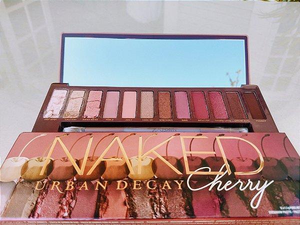 Danificado - Urban Decay - Paleta Naked Cherry Eyeshadow