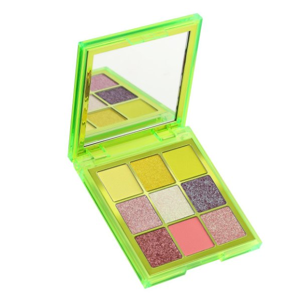Huda - Paleta Neon Obsessions - Neon Green