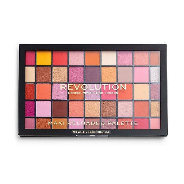 Makeup Revolution  - Paleta Maxi Reloaded - Big Big Love