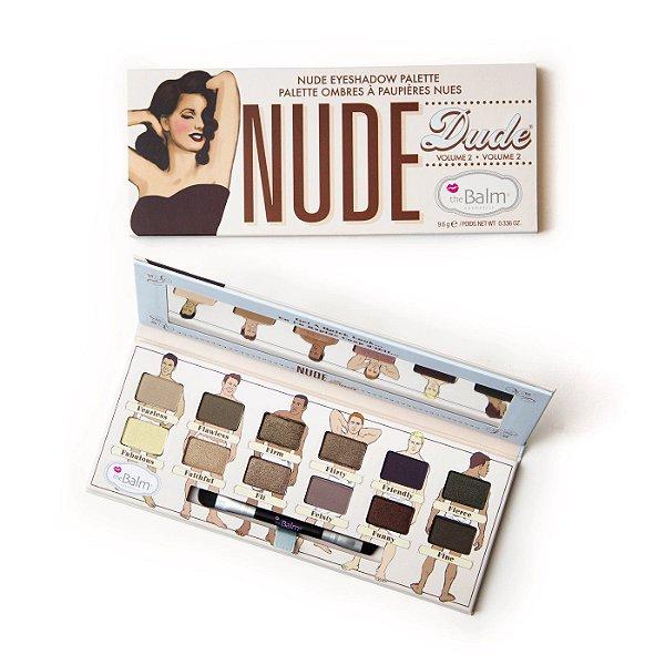 The Balm - Paleta Nude Dude