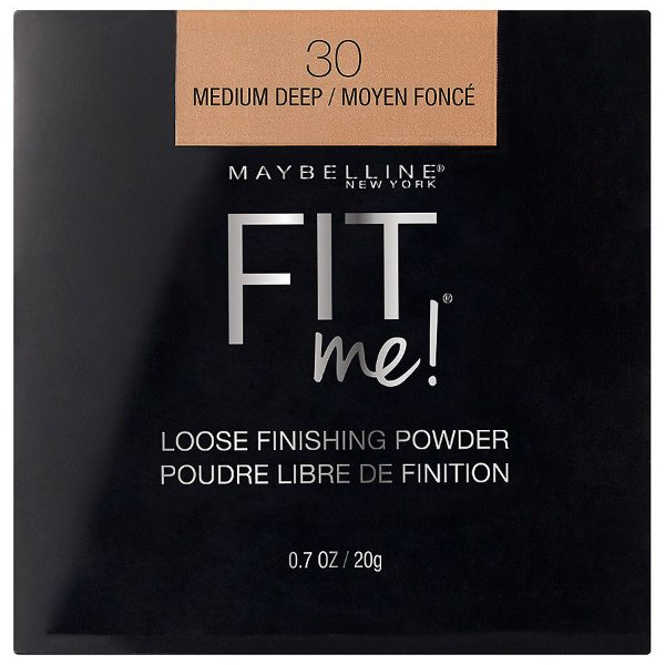 Maybelline - Fitme Loose Powder - 30 Medium Deep - 20G