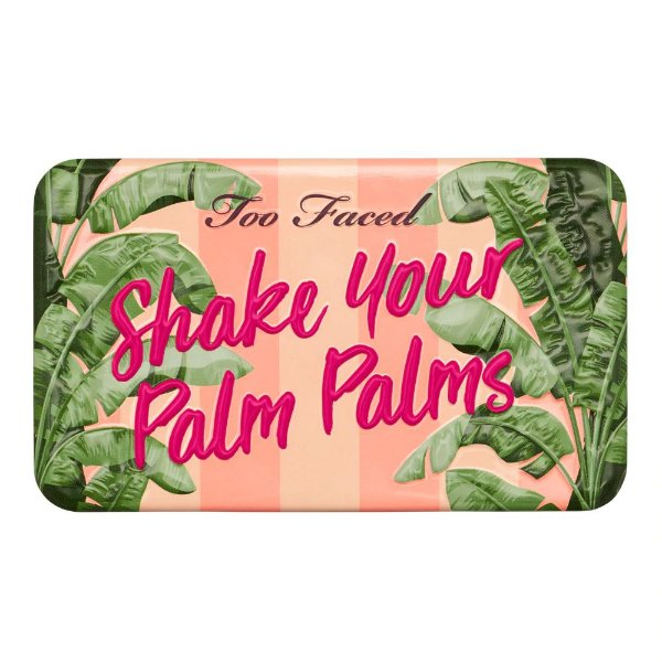 Too Faced - Paleta Shake Your Palm Palms