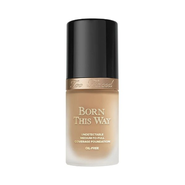 Too Faced - Base Born This Way Foundation - Warm Beige