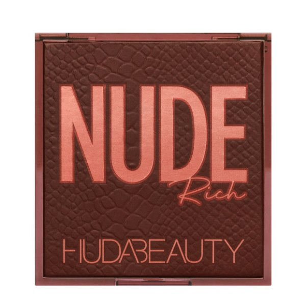 Huda - Paleta Nude Obsessions - Rich