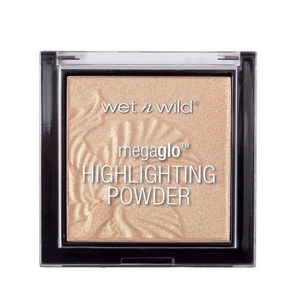 Wet N Wild - Megaglo Highlighting Powder - 333B - Golden Flower Crown