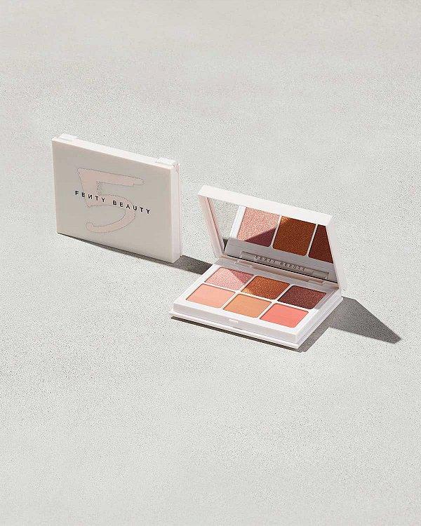 Fenty Beauty - Paleta Snap Shadows Mix & Match - 5 - Peach